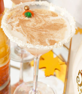 International Delight Pumpkin Pie Martini