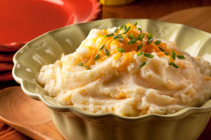 Oreida Three Cheese Mashed Potatoes