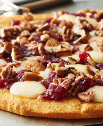 Cranberry Brie Pizza