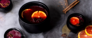 So Delicious Hot Spiced Mulled Wine