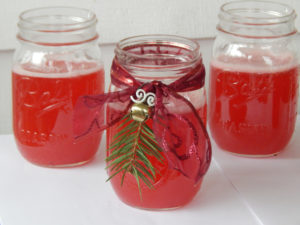 Cape Cod Cranberry Lemon Lime Spritzer