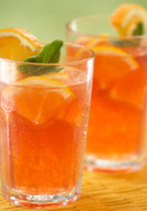 Floridas Natural Orange Holiday Punch