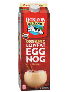 Horizon Organic Eggnog