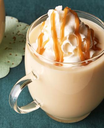 Kraft Caramel White Hot Chocolate