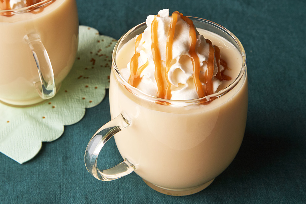 Kraft Caramel White Hot Chocolate