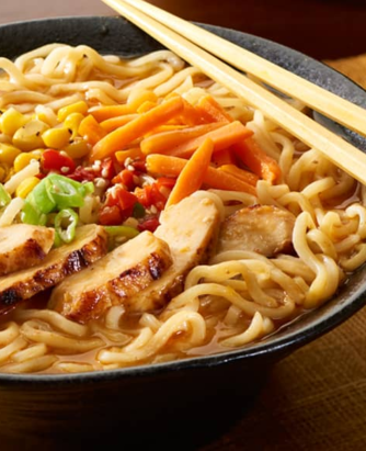 Ling Ling Spicy Miso Chicken Ramen