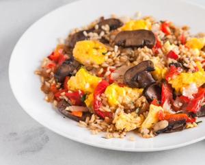 Luvo Asian Breakfast Bowl