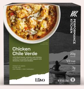 Luvo Chicken Chili Verde