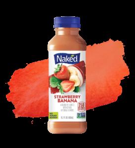 Naked Strawberry Banana