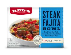Reds Steak Fajita Bowl