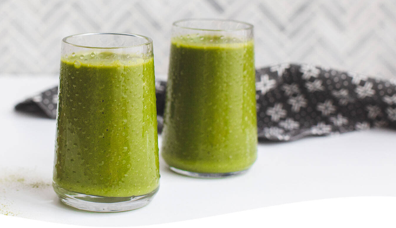 So Delicious Dairy Free Green Matcha Smoothie