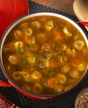 Celentano-Cheese-Tortellini-Vegetable-Farro-Soup