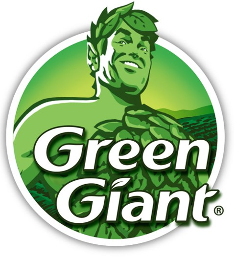 Green Giant Logo 2020