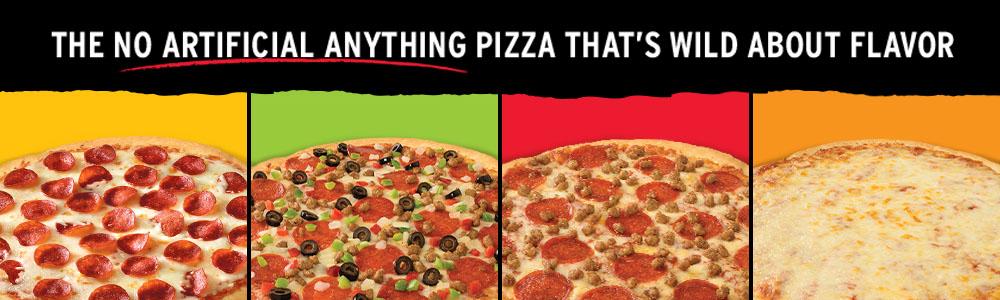 Wild Mikes Super Sized Pizza Set