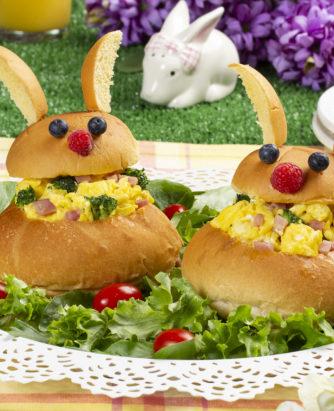 MFTK Easter Bunny Egg Bowls