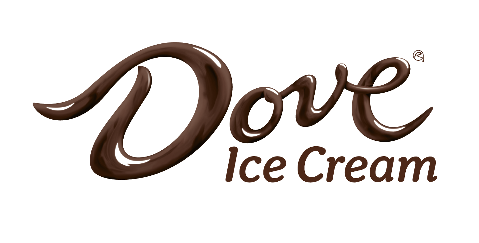 Dove Ice Cream 2020 logo