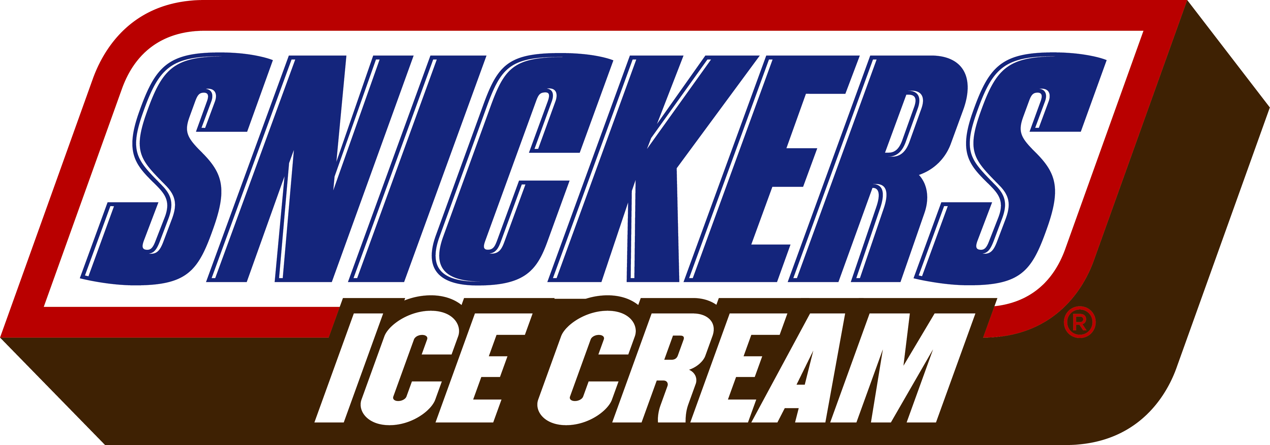 Snickers Ice Cream logo 2020
