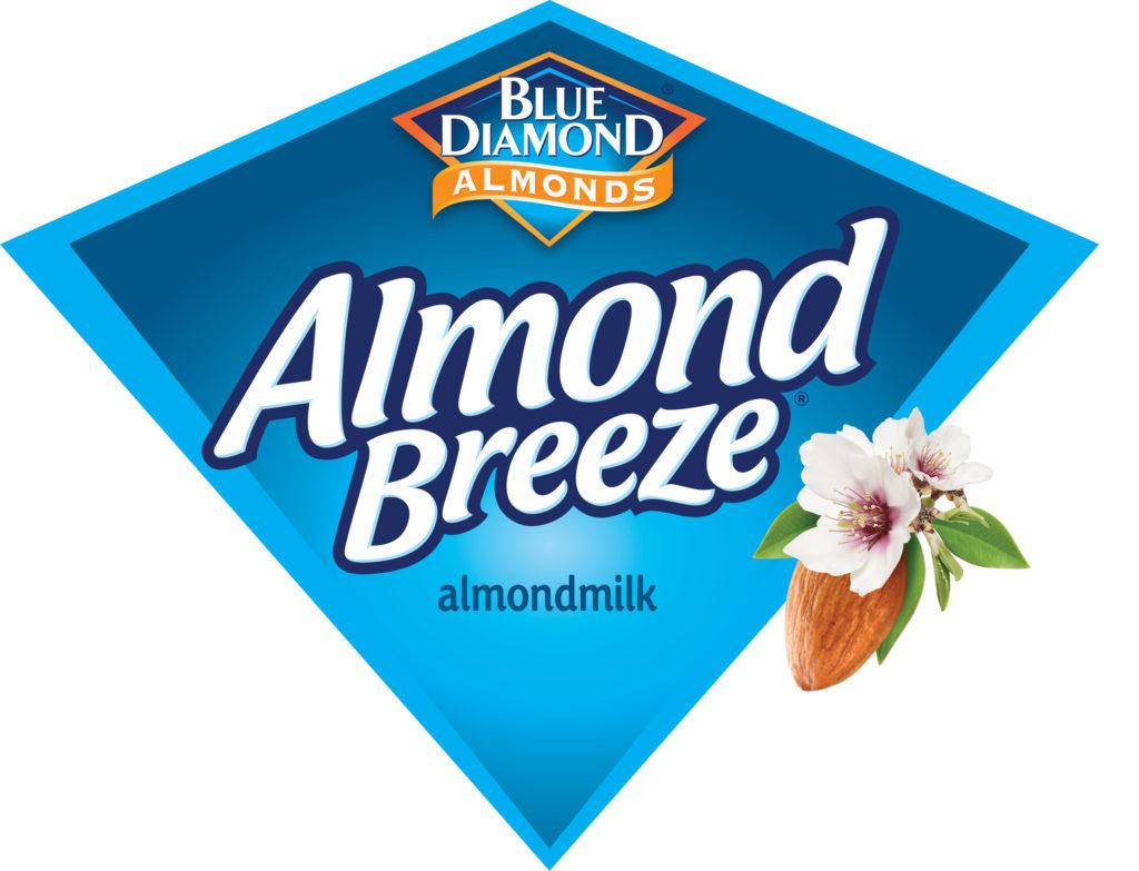 Almond Breeze 2020 logo