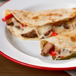 Borden Steak Fajita Quesadilla