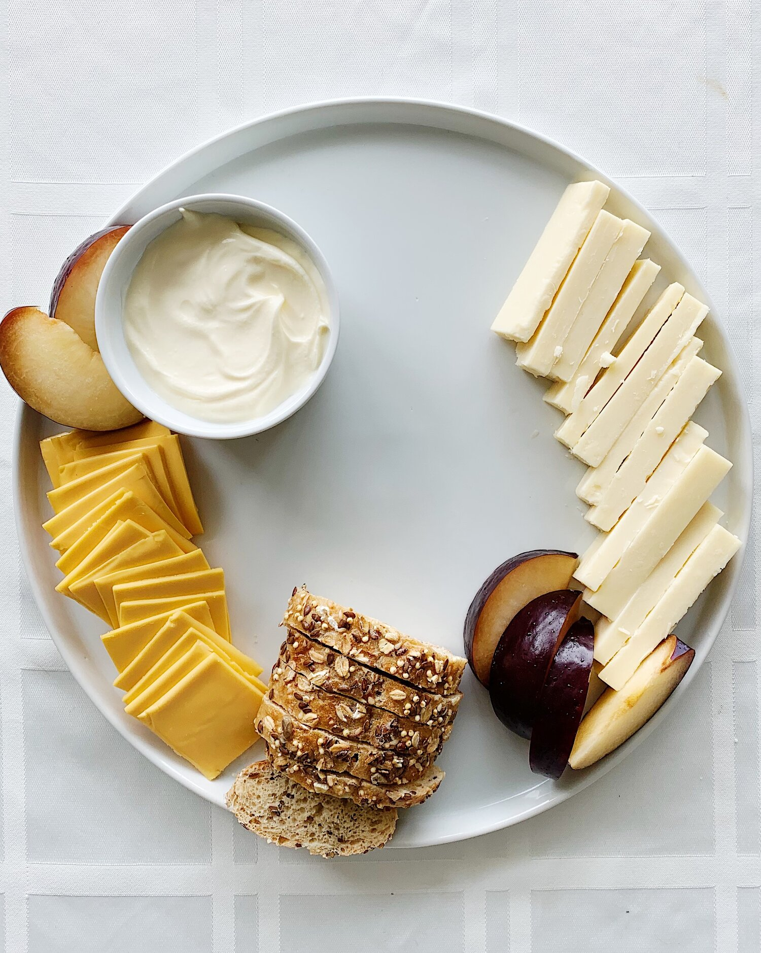 College Nutritionist Cheeseboard 2