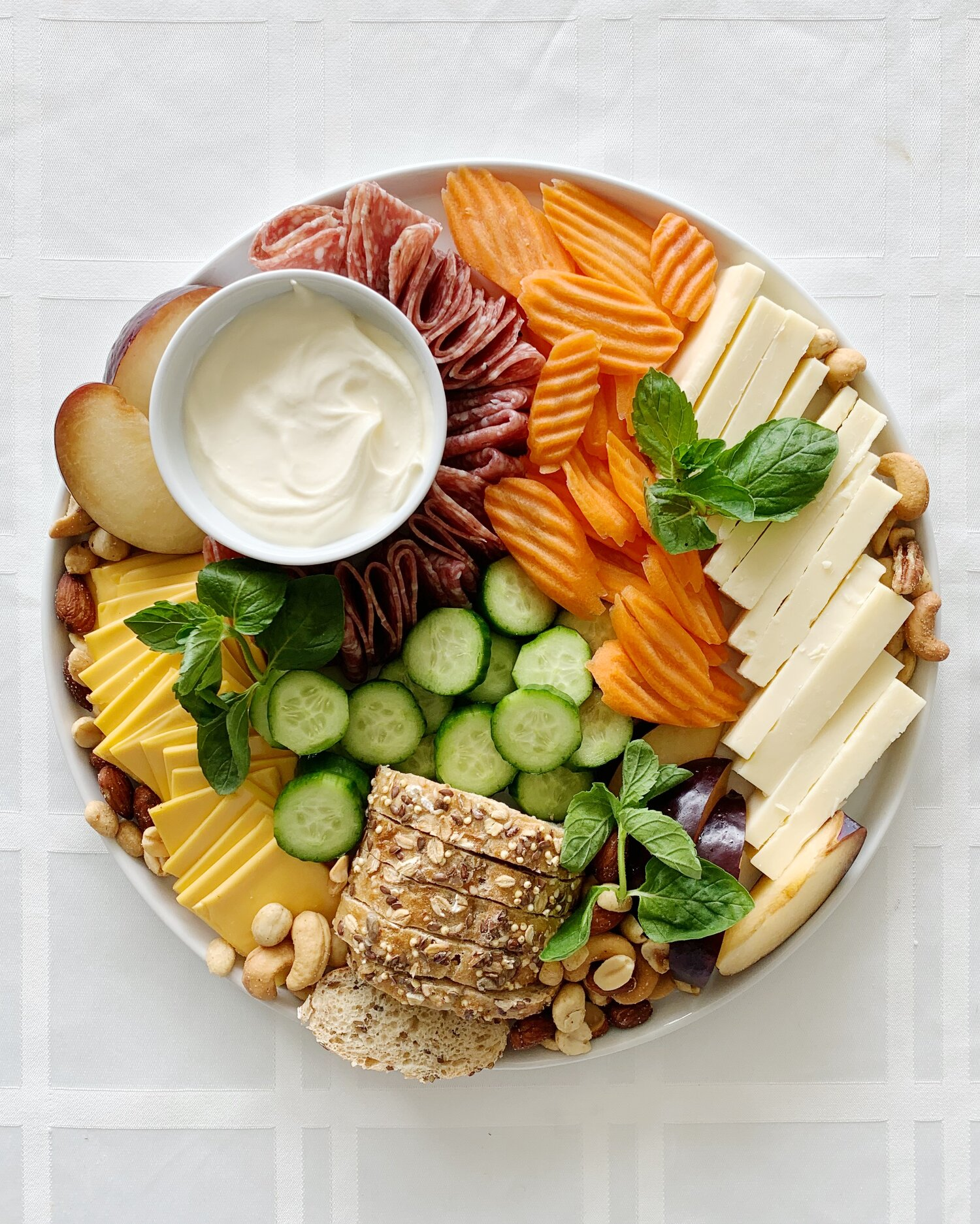 College Nutritionist Cheeseboard 4