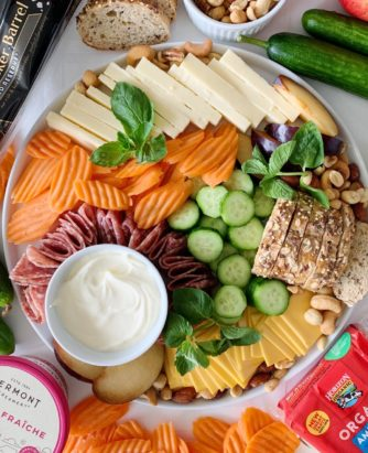 College Nutritionist Cheeseboard Main