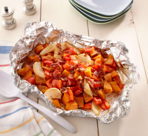 Land O'Lakes Grilled Sweet Potato Salad