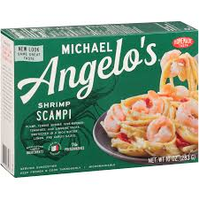 Michael Angelo's Shrimp Scampi