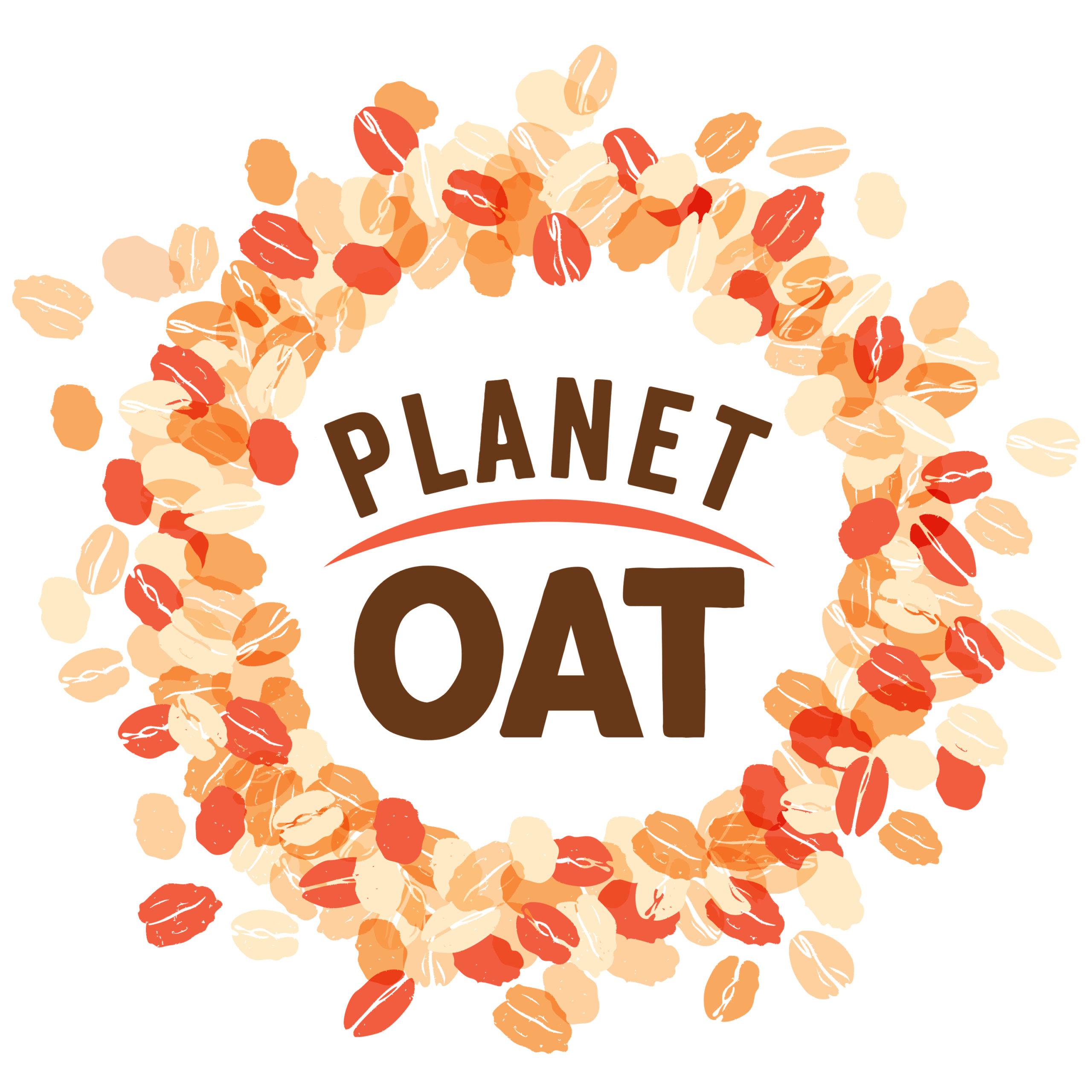 Planet Oat 2020 logo