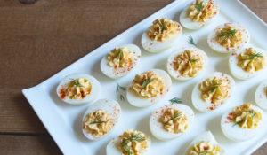 Siggis Deviled Eggs