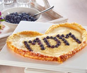 Wewalka Mom Heart Shaped Pastry