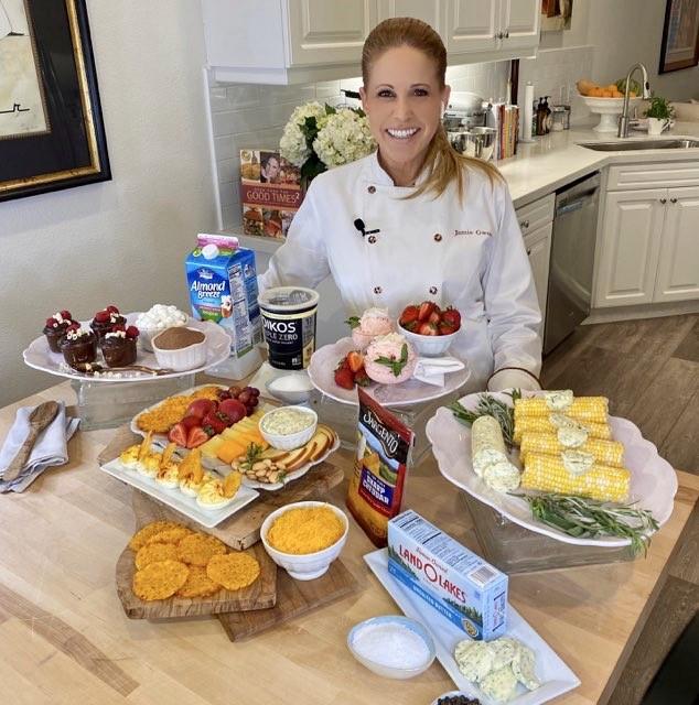Chef Jamie Gwen June SMT