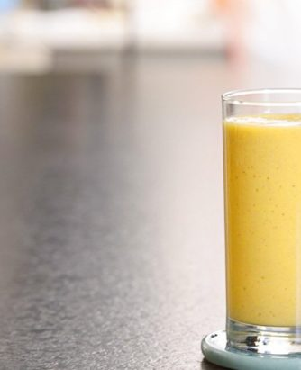 Lactaid Banana Mango Smoothie