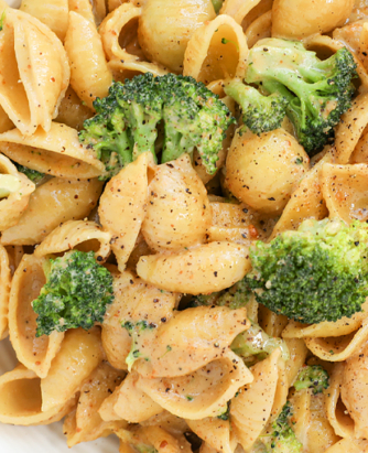 Planet Oat Creamless Broccoli Pasta