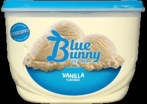 Blue Bunny Vanilla Ice Cream