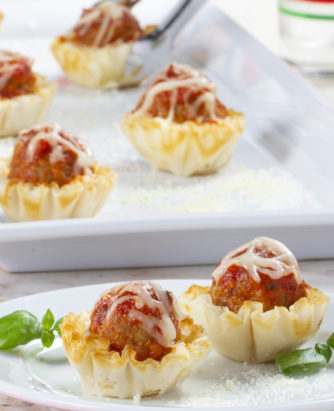 MFTK After School Meatball Cups