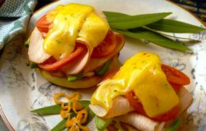 Bays Sonoma Sourdough Sandwich