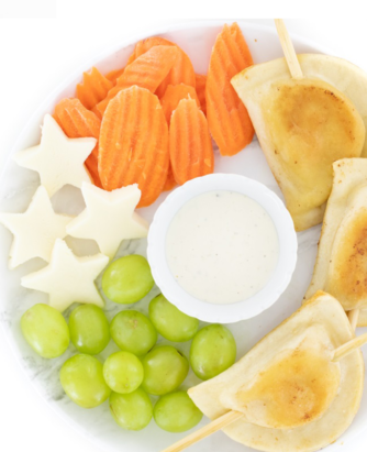Dawn Kids Snack Boards