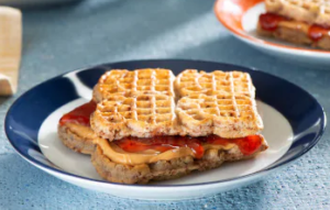Eggo PBJ Waffle Sandwich
