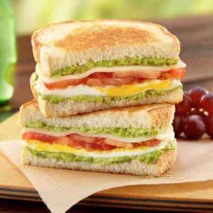 Land O Lakes California Fried Egg Sandwich
