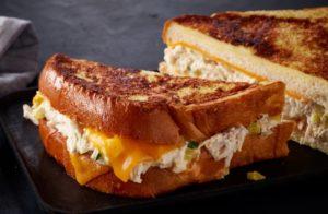 Sargento Tuna Monte Cristo Sandwiches