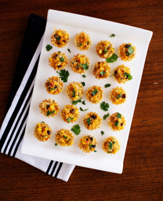 All For The Boys Chicken Mexican Street Corn Cups