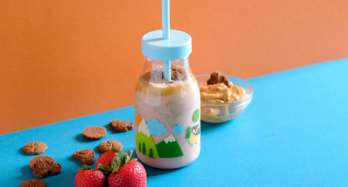 Horizon Peanut Butter and Jelly Smoothies