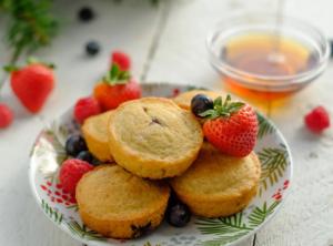 Silk Muffin Tin Pancake Cups