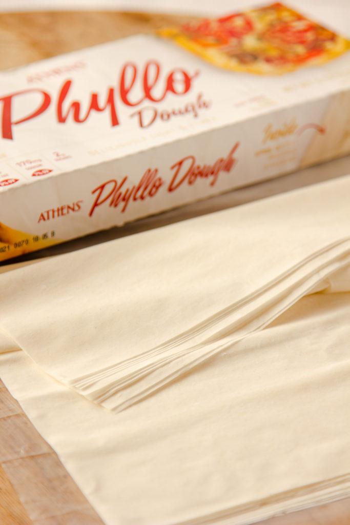Silvia Athens Phyllo Sheets