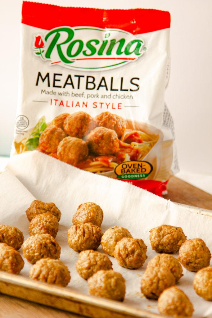 Silvia Rosina Italian Meatballs