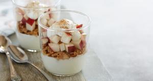Dannon Apple Yogurt Parfait