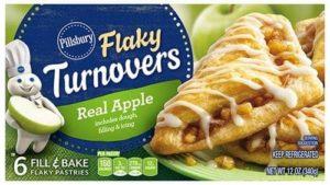 Pillsbury Apple Flaky Turnovers