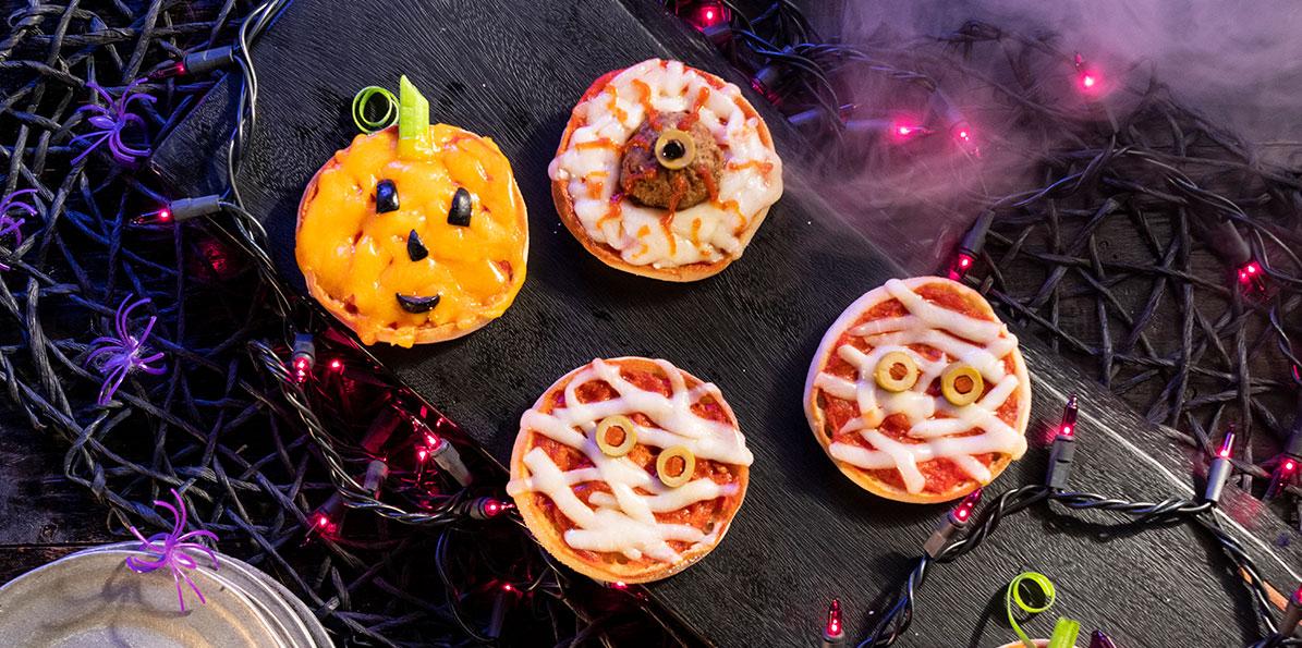 Sargento Halloween Mini Pizzas