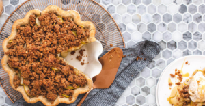 So Delicious DF Vegan Apple Pie A La Mode
